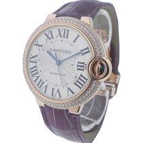 Cartier WE900551 Ballon Bleu - Mid Size - Rose Gold with...