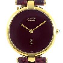 Cartier Must de Vermeil Ronde