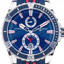 Ulysse Nardin Marine Diver Chronometer Stahl Automatik Armband...