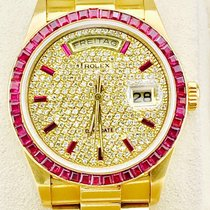 Rolex Day-Date Diamonds  [Million Watches]