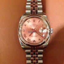 Rolex Datejust Lady 31 Ref.178240 Ziferblatt Rose/Römisch