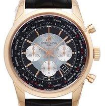 ブライトリング (Breitling) Transocean Chronograph Unitime 18 kt...