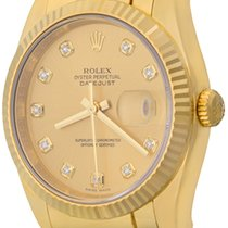 Rolex Datejust Model 116138