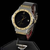ウブロ (Hublot) Classic Steel and Gold Quartz Lady