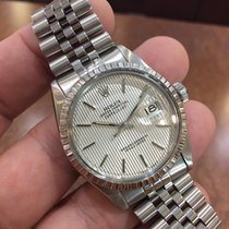 롤렉스 (Rolex) Datejust Men's Stainless Steel Watch 36mm