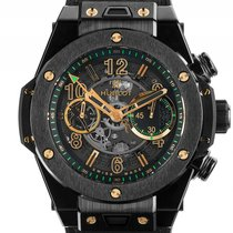 Χίμπλοτ (Hublot) Big Bang Unico Usain Bolt Titan Keramik...