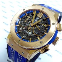 Hublot Classic Fusion Aerofusion World Twenty20 King Gold...