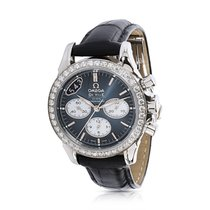 Omega DeVille Chronograph 422.18.35.50.06001 Women's Watch...