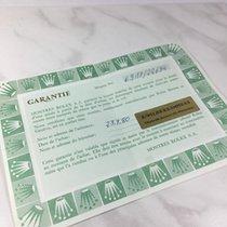 Rolex Warranty Certificate / Garantie Zertifikat Ref. 6917