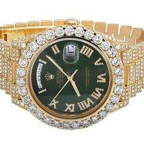 Ρολεξ (Rolex) Mens Rolex Day-Date II 18k 40MM President 228238...