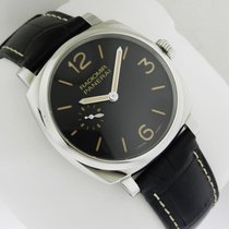 Panerai PAM00512 Radiomir 1940 Mechanical Black Dial Leather...