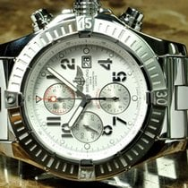 Breitling Super Avenger With Box / Papers
