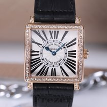 Franck Muller Master Square Rose Gold & Diamond