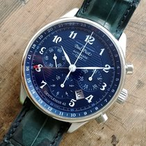 Paul Picot Automatic GMTChronograph Limited Edition-- Men´s Watch