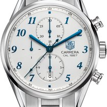 TAG Heuer CALIBRE 1887 HERITAGE AUTOMATIC CHRONOGRAPH 41 MM...