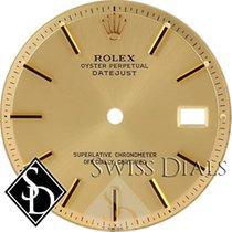 Rolex Datejust Non-quick Champagne Stick Marker Dial Two-tone