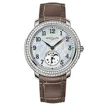 パテック・フィリップ (Patek Philippe) 4968G-010 White Gold Ladies...