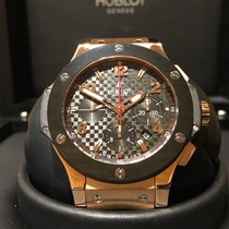 Hublot Big Bang Ceramic Bezel Rose Gold
