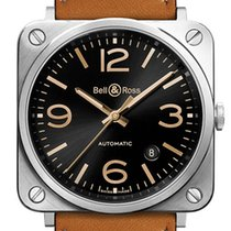 Bell & Ross BR S Automatic 39mm BRS92-G-HE-ST