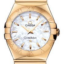 Omega Constellation Polished 27mm 123.50.27.60.05.004