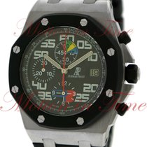 Audemars Piguet Royal Oak Offshore Rubens Barrichello I, Black...