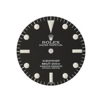 Rolex Submariner Ref: 5512 (4 Line) Swiss Only, Service Dial