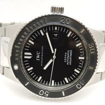 IWC Men's Aquatimer GST Automatic Stainless Steel Watch...
