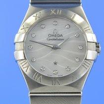 Omega Constellation Lady