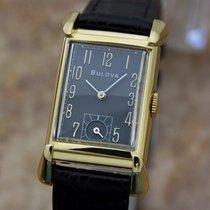 Bulova Rare Bulova Vintage 1940s 10k Gold Filled Collector...