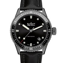 Blancpain Fifty Fathoms 5000-0130-b52 A Bathyscaphe T - ...