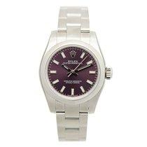 勞力士 (Rolex) Lady Oyster Perpetual Stainless Steel Purple...