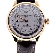 Baume & Mercier - Capeland GMT Worldtimer - M0A10107 -...