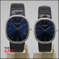 Patek Philippe Golden Ellipse Limited Edition 'Couple'...