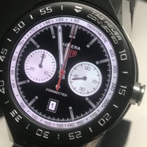 TAG Heuer Connected Modular 45 Titanium 45mm Smart Watch OS...