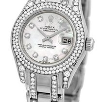 "Rolex Diamond ""Masterpiece/Pearlmaster""."