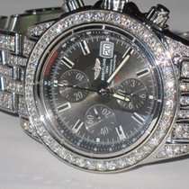 브라이틀링 (Breitling) Chronomat Evolution Diamond