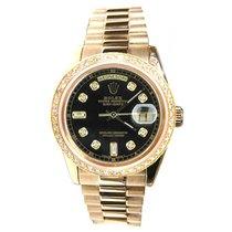 Rolex Day-Date President 118238 Mens Heavy Design Model Custom...