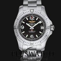 Breitling Colt black dial 36