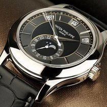 Patek Philippe 5205G-010 ANNUAL CALENDAR  Complications 18k...