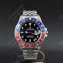 Ρολεξ (Rolex) GMT Master Pepsi Plexiglass full set