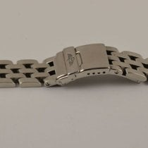 Breitling Pilot Armband Bracelet 15mm Stahl/stahl Callistino