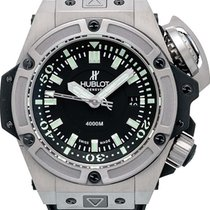Hublot KING POWER OCEANOGRAPHIC 4000 DIVER MUSEE MONACO LE –...