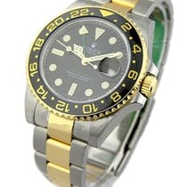롤렉스 (Rolex) Unworn 116713 GMT Master 2-Tone with Ceramic Bezel...
