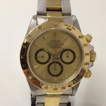 Rolex Daytona Steel & Gold with paper L serial