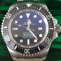 Rolex Deepsea D Blue Ref. 116660 unworn Box/Papers 2017