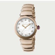 Bulgari Ladies 102353 LVCEA LUP33WGGD/11