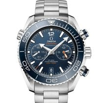 Omega Seamaster Planet Ocean Chronograph 45.5mm