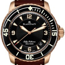 Blancpain FIFTY FATHOMS AUTOMATIQUE 5015A-3630-63B