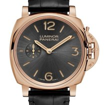 Panerai PAM00677 PAM 677 - Luminor Due 3 Days Oro Rosso in...