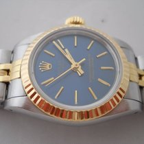 Rolex LADY OYSTER PERPETUAL REF.67193 JUBILE
